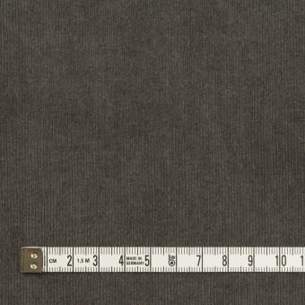 コットン×無地(チャコールグレー)×細コーデュロイ サムネイル4