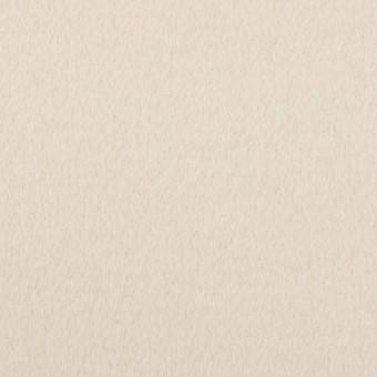 ウール&アンゴラ×無地(ミルク)×ビーバー
