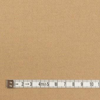 ウール×無地(ベージュ)×ソフトメルトン サムネイル4