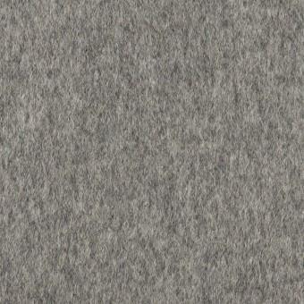ウール&カシミア×無地(グレー)×ビーバー サムネイル1