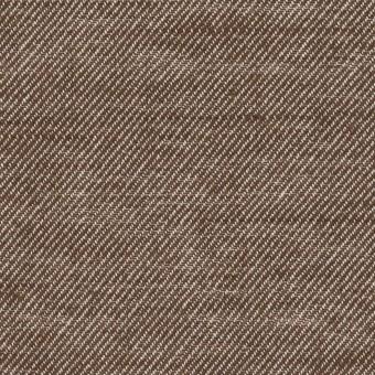 コットン&ウール×無地(ブラウン)×ビエラ