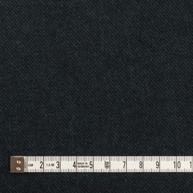 コットン&ポリウレタン×無地(インディゴ)×ビエラストレッチ イメージ4