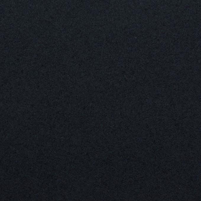 コットン×無地(ダークネイビー)×モールスキン イメージ1