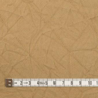 コットン&レーヨン混×無地(カーキベージュ)×サージワッシャー サムネイル4