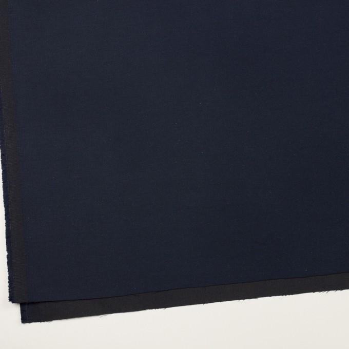 コットン×無地(ネイビー)×モールスキン_全3色 イメージ2