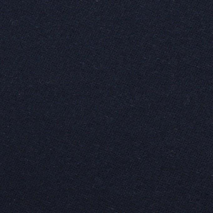 コットン×無地(ネイビー)×モールスキン_全3色 イメージ1