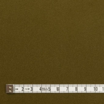 コットン×無地(カーキグリーン)×フランネル サムネイル4