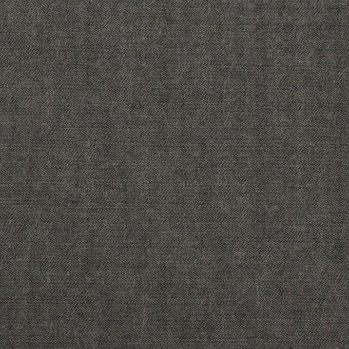 コットン×無地(グレー)×ビエラ イメージ1