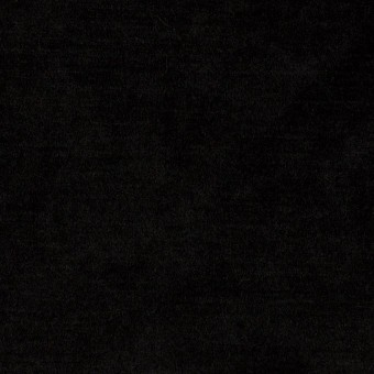 ポリエステル×無地(ブラック)×ベロアニット