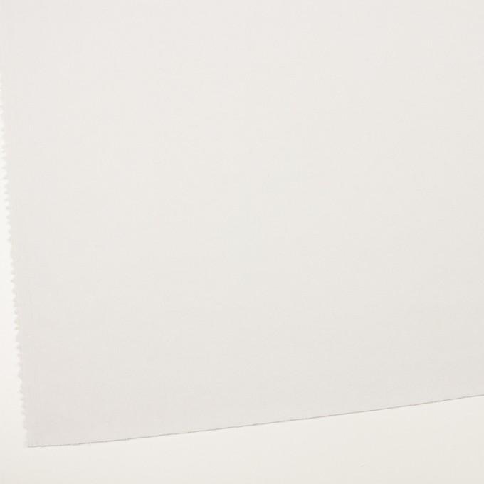 ウール×無地(パールホワイト)×ジョーゼット イメージ2