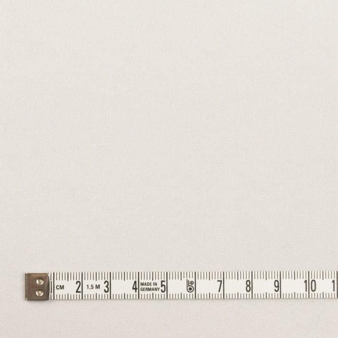 ウール×無地(パールホワイト)×ジョーゼット イメージ4