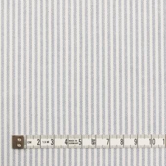 コットン×ストライプ(ブルー)×オックスフォード_全3色 サムネイル4