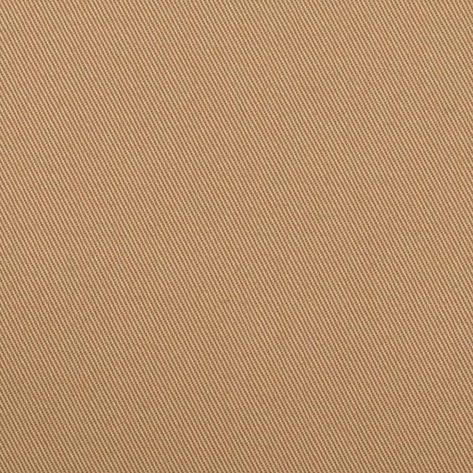 コットン×無地(オークル)×チノクロス_全2色 イメージ1