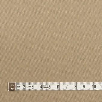 コットン×無地(カーキベージュ)×サージ_全7色_イタリア製 サムネイル4