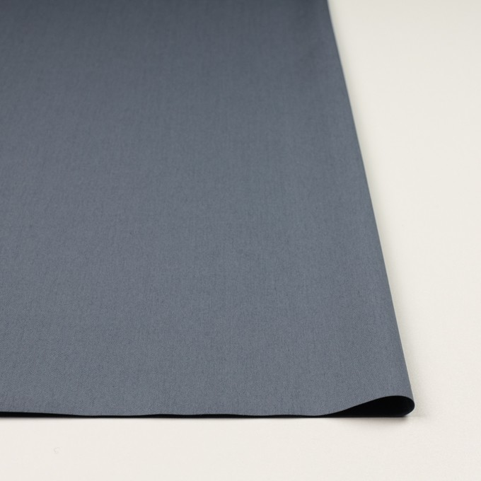 コットン×無地(ウィンターブルー)×サージ_全7色_イタリア製 イメージ3