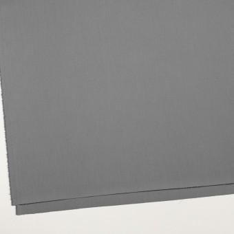 コットン×無地(スチールグレー)×サージ_全7色_イタリア製 サムネイル2