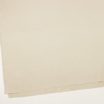 リネン&レーヨン混×無地(グレイッシュベージュ)×サージストレッチ_全4色 サムネイル2