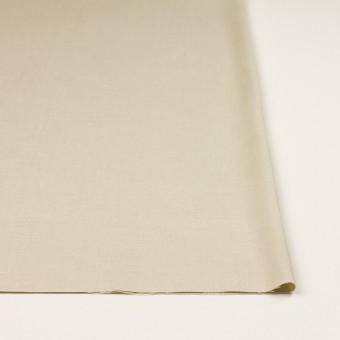 リネン&レーヨン混×無地(グレイッシュベージュ)×サージストレッチ_全4色 サムネイル3