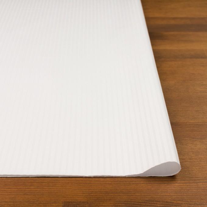 コットン×ストライプ(ホワイト)×ジャガード イメージ3