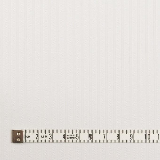 コットン×ストライプ(ホワイト)×ジャガード イメージ4