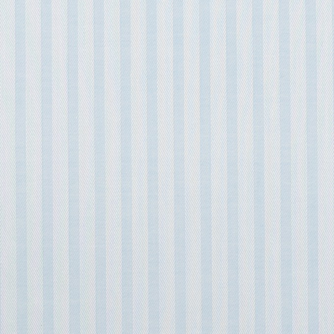コットン×ストライプ(サックス)×ジャガード_全3色 イメージ1