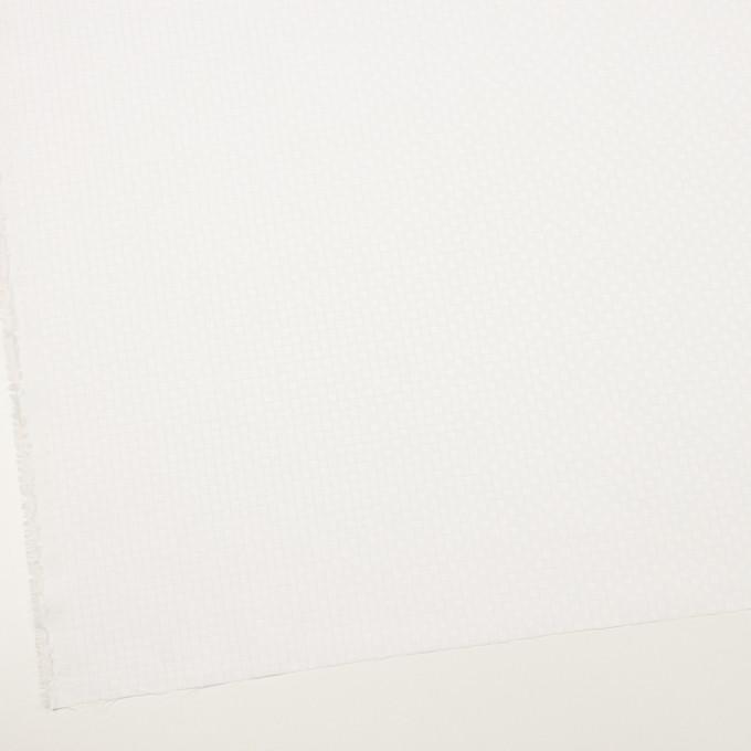 コットン&ポリエステル×チェック(パープル)×ジャガード_全2色 イメージ2