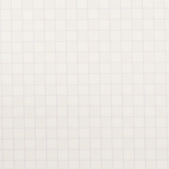 コットン&ポリエステル×チェック(パープル)×ジャガード_全2色 サムネイル1