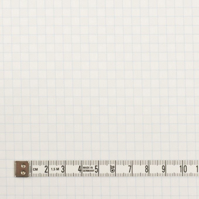 コットン&ポリエステル×チェック(サックス)×ジャガード_全2色 イメージ4
