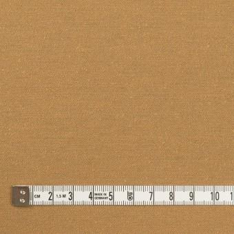シルク&ポリエステル混×無地(カフェオレ)×シャンタン サムネイル4