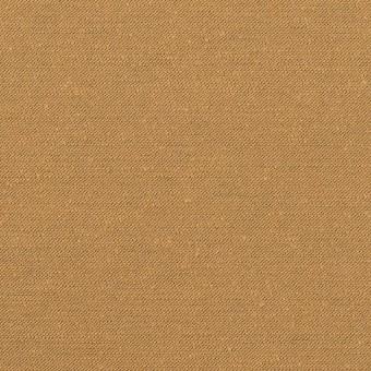 シルク&ポリエステル混×無地(カフェオレ)×シャンタン サムネイル1