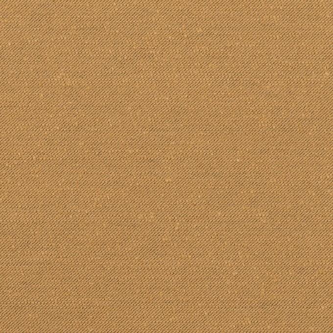 シルク&ポリエステル混×無地(カフェオレ)×シャンタン イメージ1