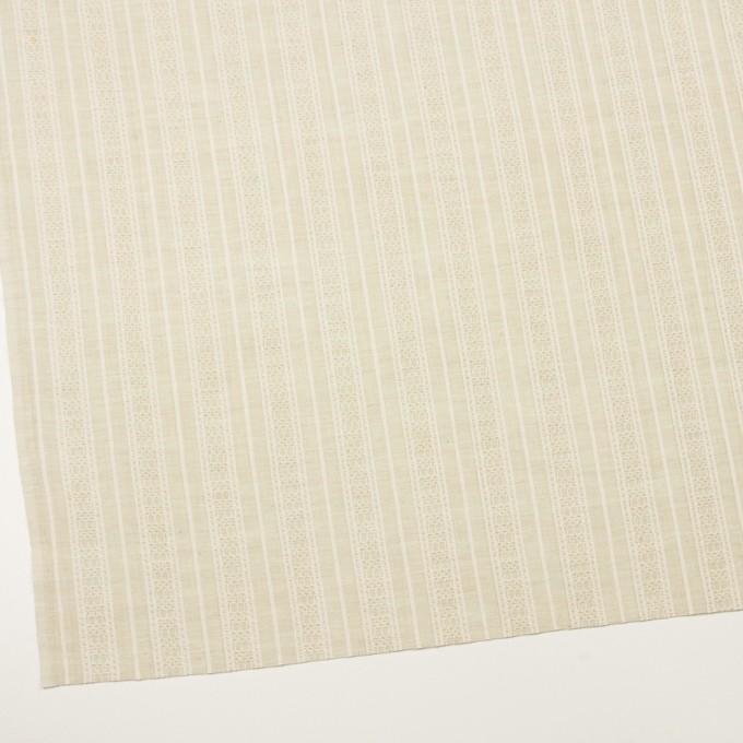 コットン×ストライプ(アトモスグリーン)×ヨウリュウ・ジャガード_全3色 イメージ2