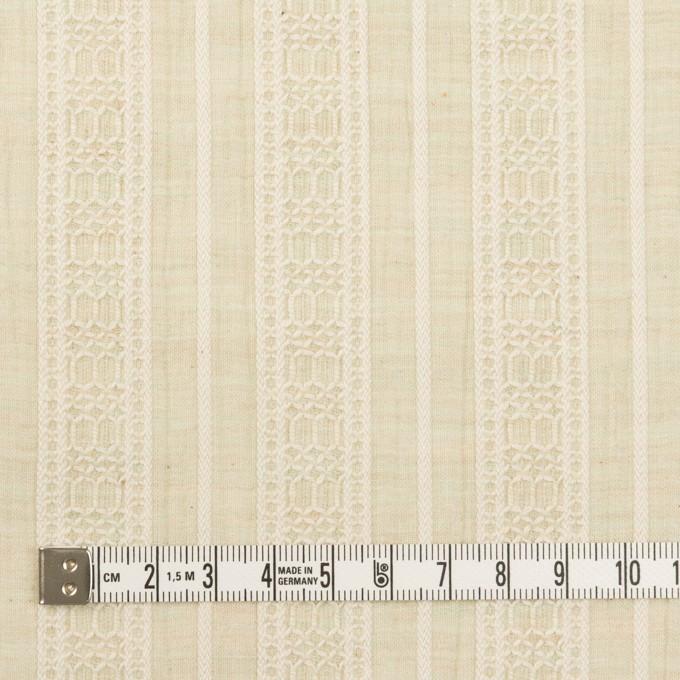 コットン×ストライプ(アトモスグリーン)×ヨウリュウ・ジャガード_全3色 イメージ4