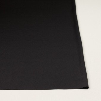 ポリエステル×無地(ブラック)×サテンワッシャー_全3色 サムネイル3