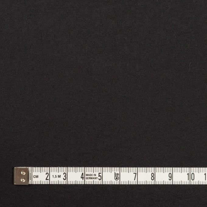ポリエステル×無地(ブラック)×サテンワッシャー_全3色 イメージ4