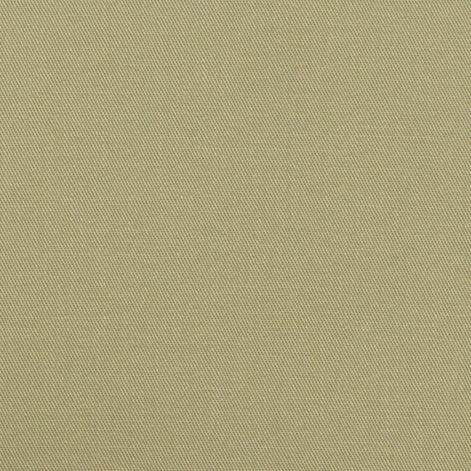 コットン×無地(オリーブ)×サージ_全6色 イメージ1