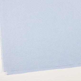 コットン×ミックス(ブルー)×斜子織 サムネイル2