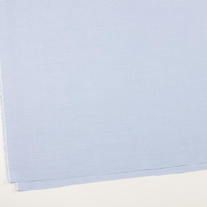 コットン×ミックス(ブルー)×斜子織 イメージ2