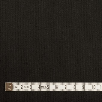 コットン&ポリウレタン×無地(ブラック)×チノクロス・ストレッチ_全2色 サムネイル4