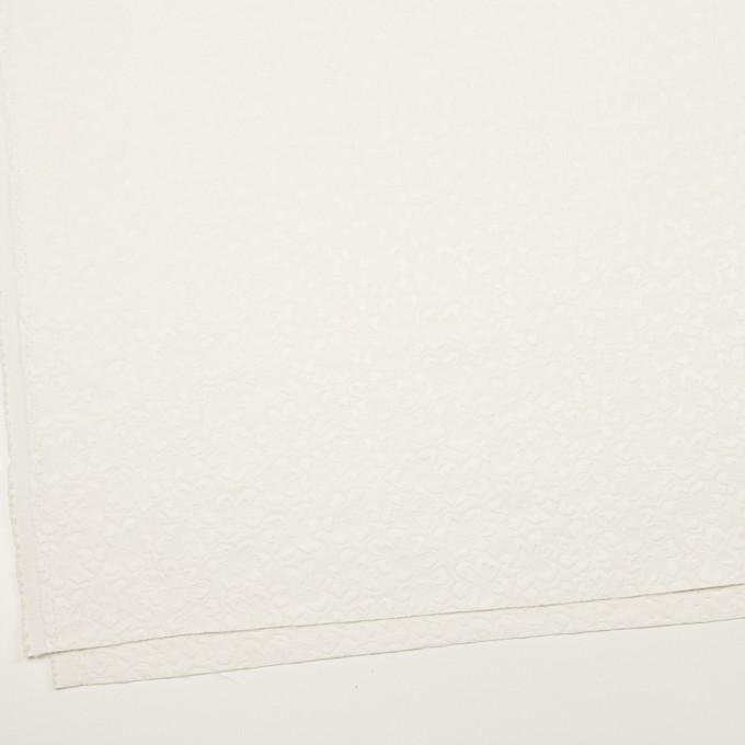 ポリエステル×フラワー(ミルク)×フクレジャガード_全2色 イメージ2