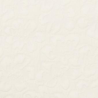 ポリエステル×フラワー(ミルク)×フクレジャガード_全2色 サムネイル1