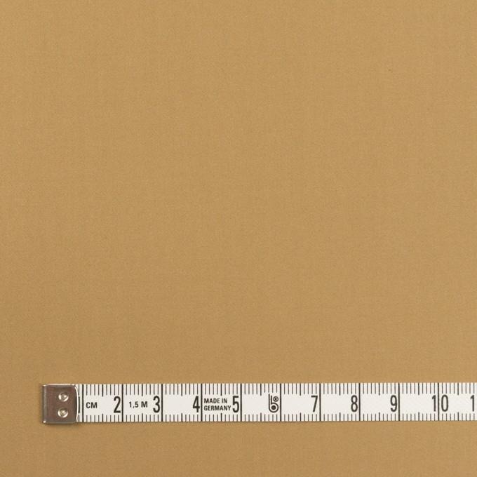 コットン×無地(オークル)×サテン_全6色 イメージ4