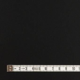 コットン×無地(ブラック)×サテン_全6色 サムネイル4