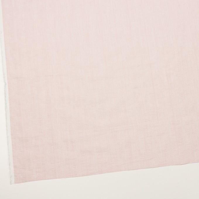 ポリエステル×ストライプ(ピンク)×ジャガード_全3色 イメージ2