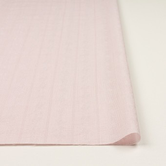 ポリエステル×ストライプ(ピンク)×ジャガード_全3色 サムネイル3