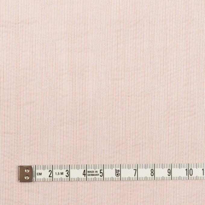 ポリエステル×ストライプ(ピンク)×ジャガード_全3色 イメージ4