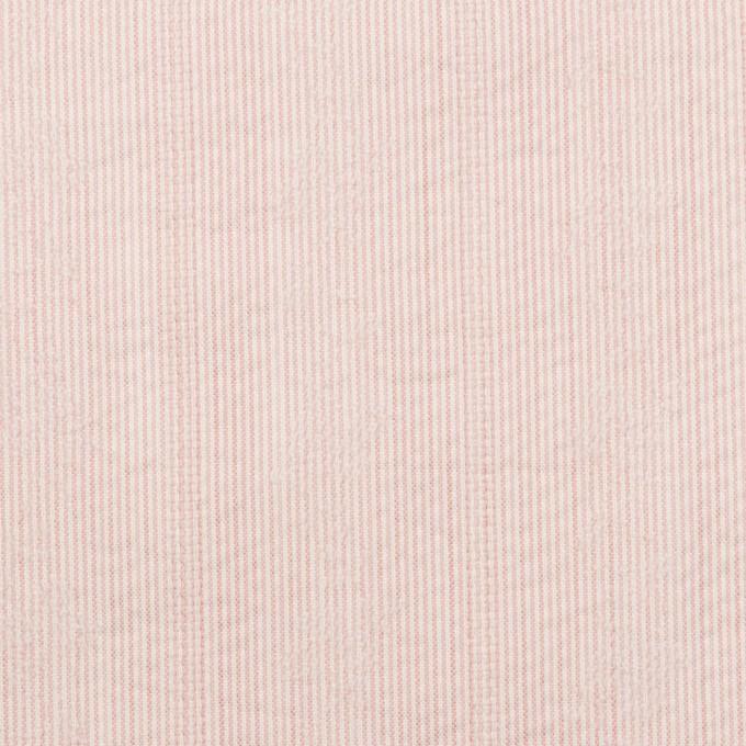 ポリエステル×ストライプ(ピンク)×ジャガード_全3色 イメージ1