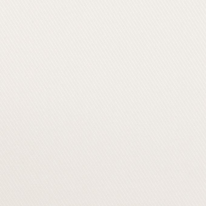 コットン×無地(オフホワイト)×ジャガード イメージ1