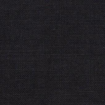 リネン×無地(ダークネイビー)×厚オックスフォード_全6色