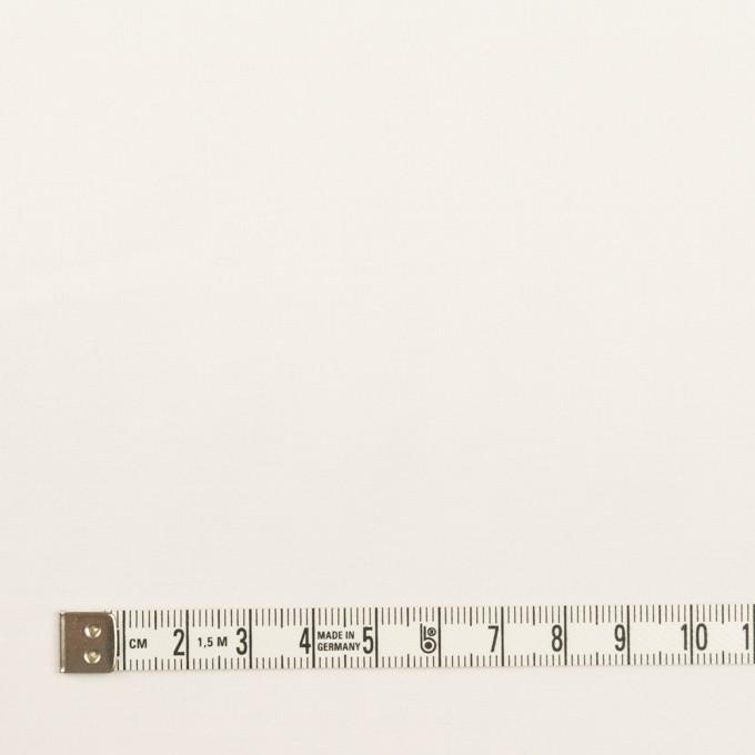 コットン&ポリウレタン×無地(ホワイト)×ローンストレッチ_全4色 イメージ4
